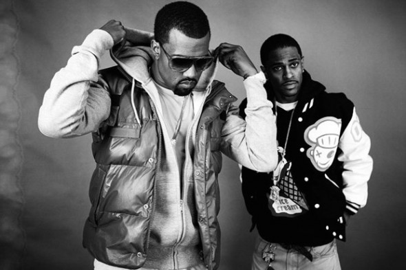 Kanye and Big Sean