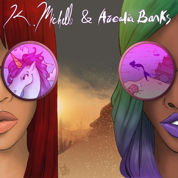K. Michelle & Azaelia Banks Tour