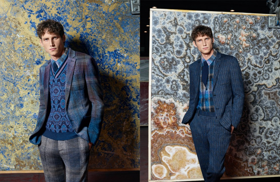 Missoni 2015 Fall-Winter ad campaign