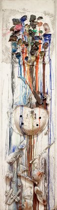 Shooting Painting American Embassy 1961 x Niki de Saint Phalle