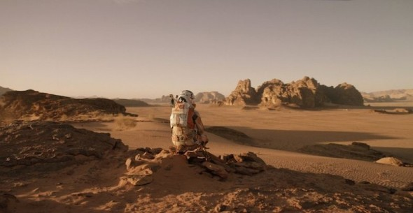 The Martian Screenshot 1