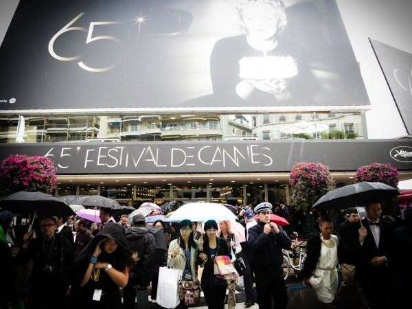 Rain at Cannes Film Festival 2012 - 3