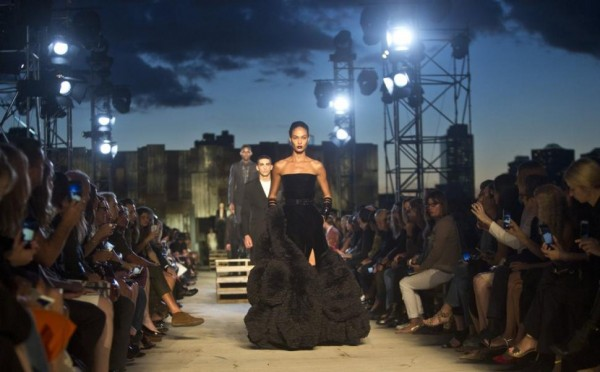 Givenchy Spring photo by 6BEBETO MATTHEWS/AP
