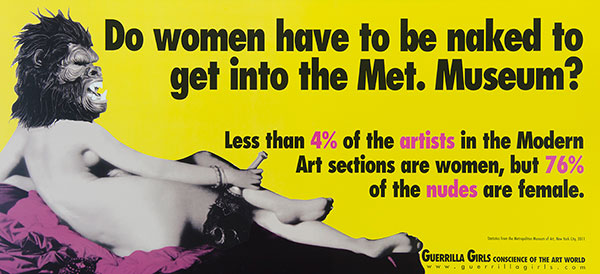 GuerrillaGirls_DoWomen1989