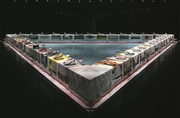 Judy_Chicago_TheDinnerParty