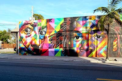 Wynwood Walls in 2014