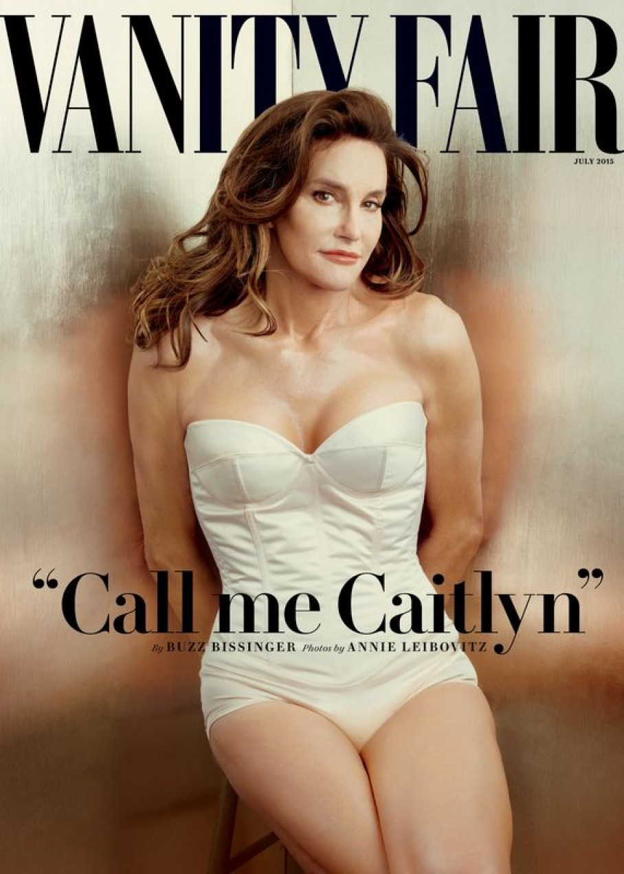 Caitlin Jenner's Vanity Fair Cover - July 2015