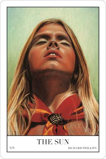 Richard Phillips Tarot card