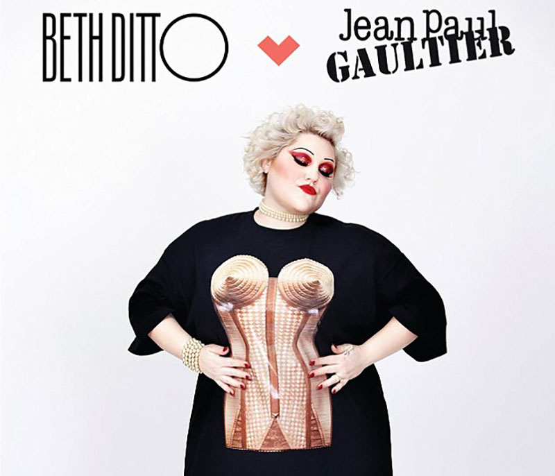 BethDitto_Gaultier
